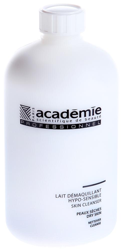 ACADEMIE Молочко очищающее для сверхчувствительной кожи 500мл