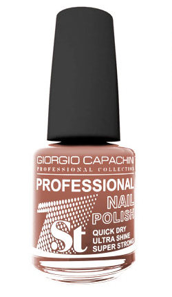 GIORGIO CAPACHINI 58 лак для ногтей терракота / 1-st Professional 16 мл.