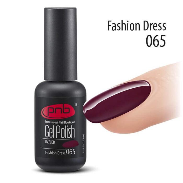 Купить PNB 065 гель-лак для ногтей / Gel nail polish PNB 8 мл
