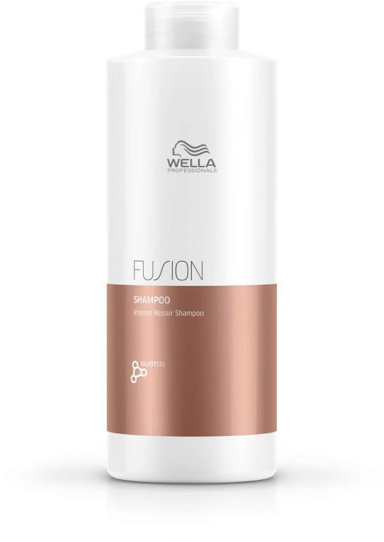 Wella professionals шампунь интенсивный восстанавливающий / fusion 1000 мл