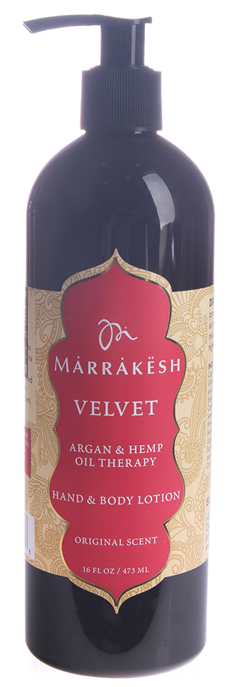 "MARRAKESH ������ ����������� ��� ��� � ���� ""�������"" (������ Original) / HAND&BODY LOTION VELVET OR 480 ��"