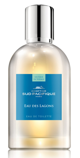 COMPTOIR SUD PACIFIQUE Вода туалетная Воды лагуны / LES EAUX DE VOYAGE 100 мл