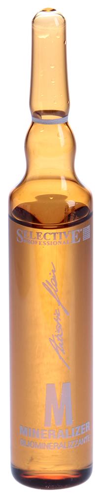 SELECTIVE PROFESSIONAL Лосьон реструктуириющий для волос / Olio Mineralizer ARTISTIC FLAIR 1*12мл