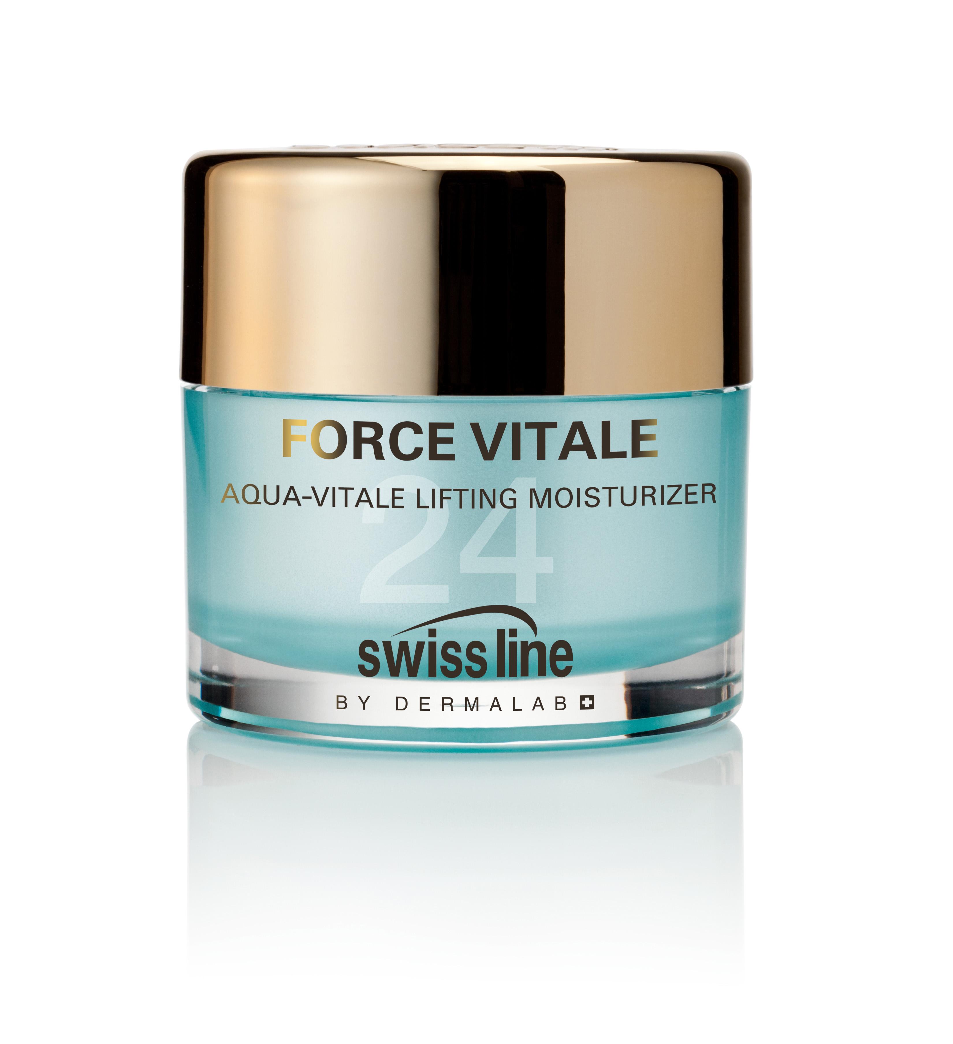 SWISS LINE Лифтинг-крем насыщенный увлажняющий Живая вода / Aqua-Vitale Lifting Moisturizer 50 мл