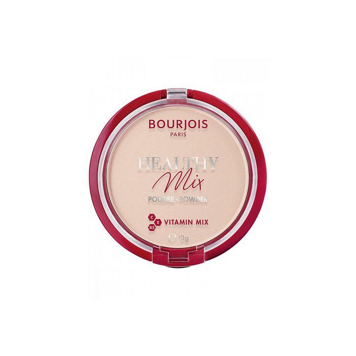 Купить BOURJOIS Пудра для лица 001 / Healthy Mix Relaunch