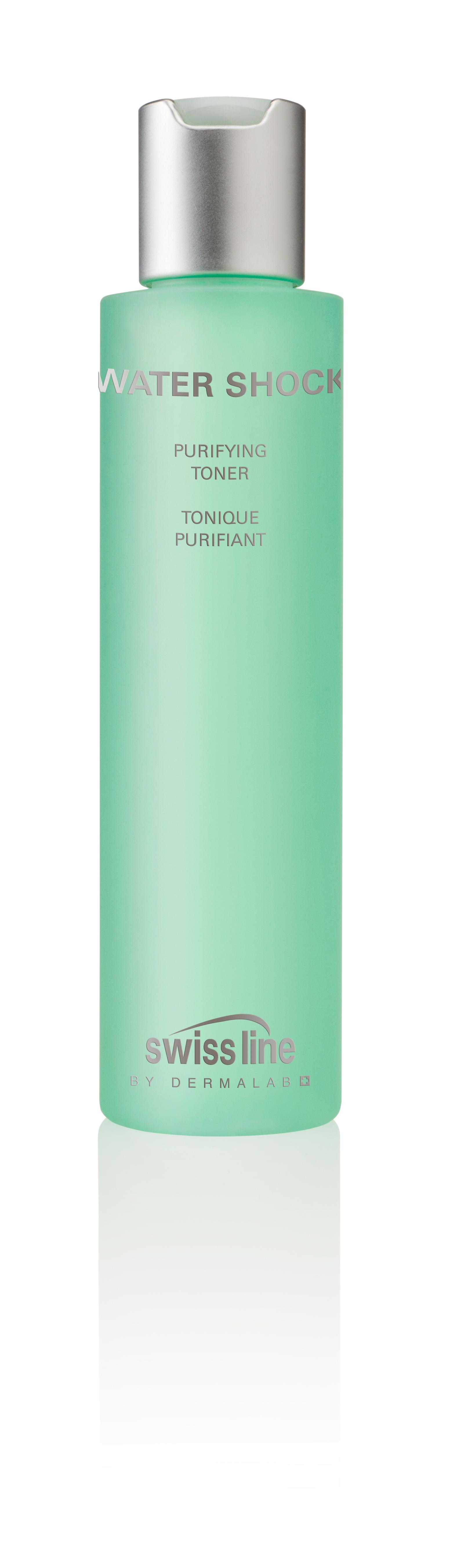 SWISS LINE Тоник очищающий для комбинированной и жирной кожи / Purifying toner 160 мл -  Тоники