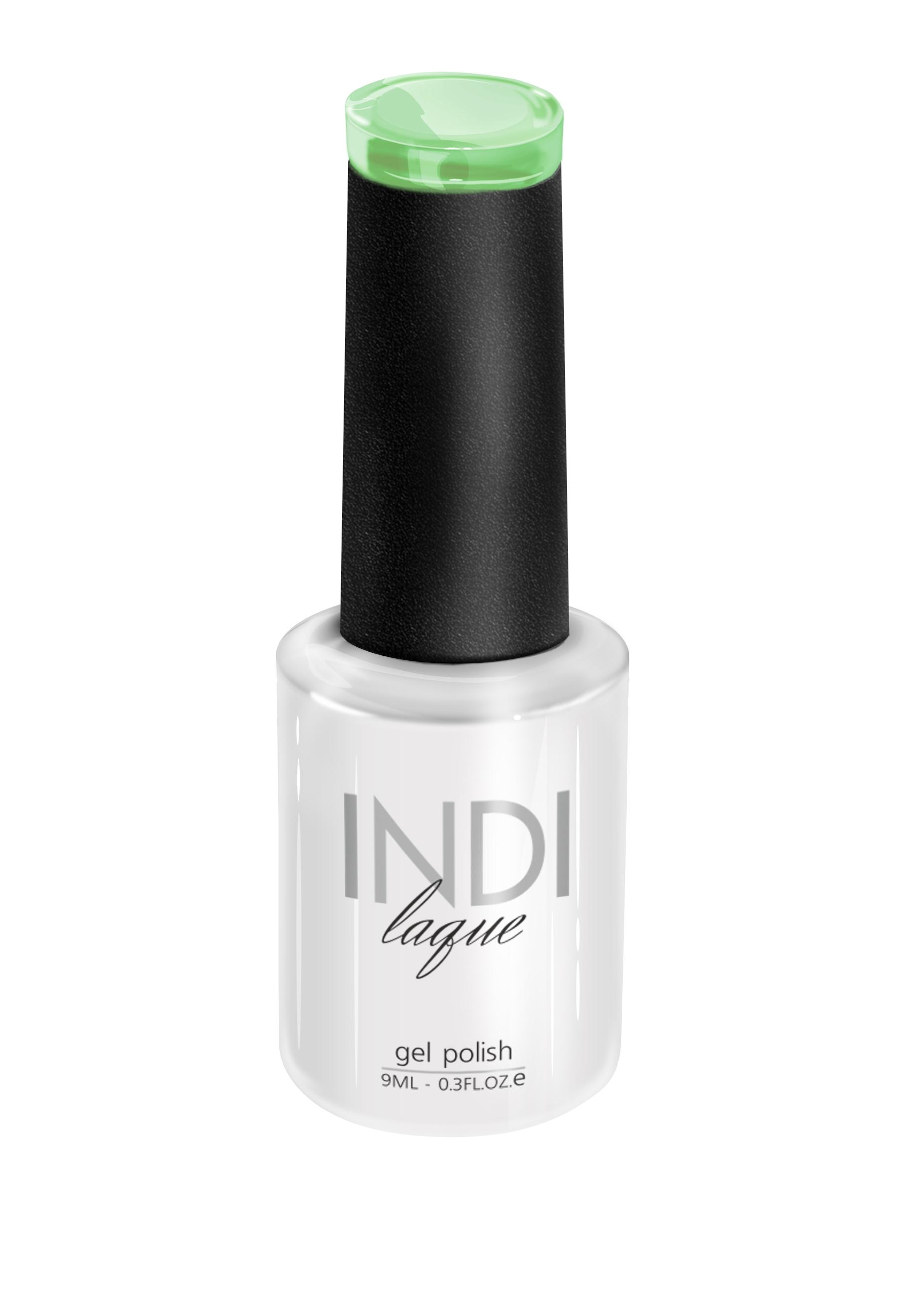 RuNail 3108 гель-лак перламутровый для ногтей / INDI laque 9 мл runail гель лак 3534 indi laque 9 мл