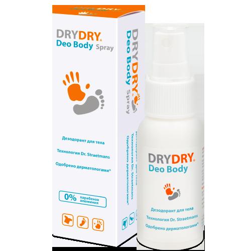 DRY DRY Дезодорант для тела / Deo Body 50 мл.