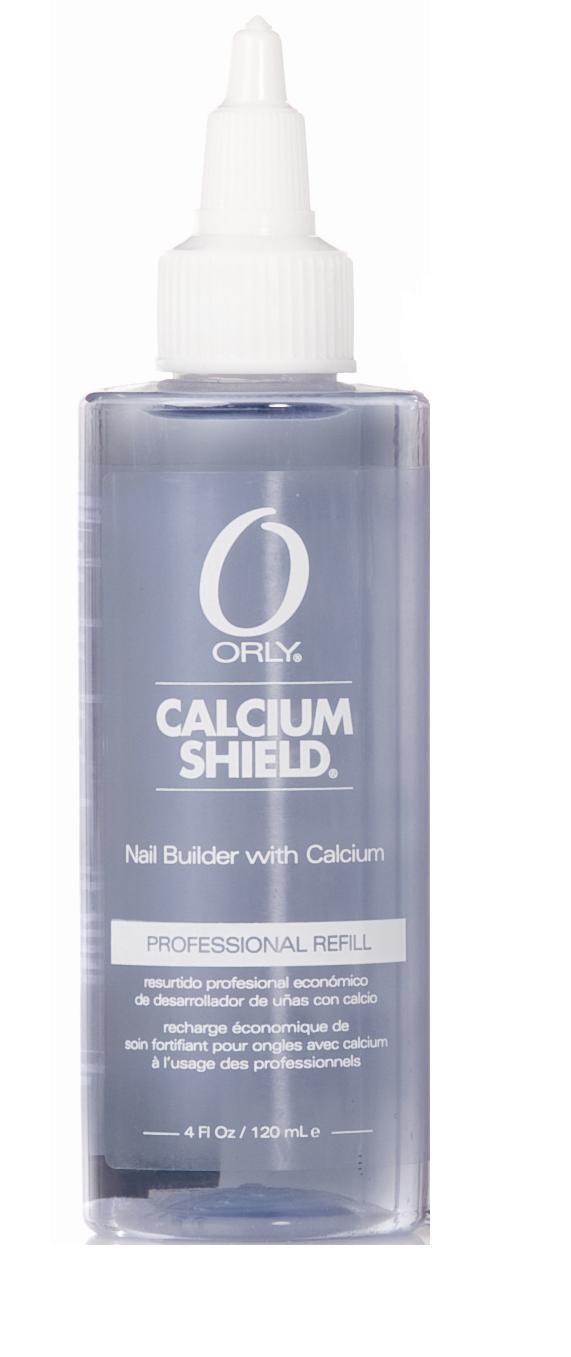 ORLY Покрытие с кальцием для ногтей / Calcium Shield 120 мл genuine 2 boxes tien nutrient super calcium tien s super calcium