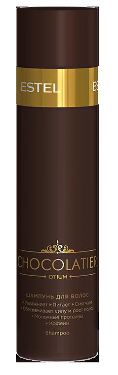 ESTEL PROFESSIONAL Шампунь для волос / CHOCOLATIER 250 мл estel крем шампунь для волос let it snow 250 мл