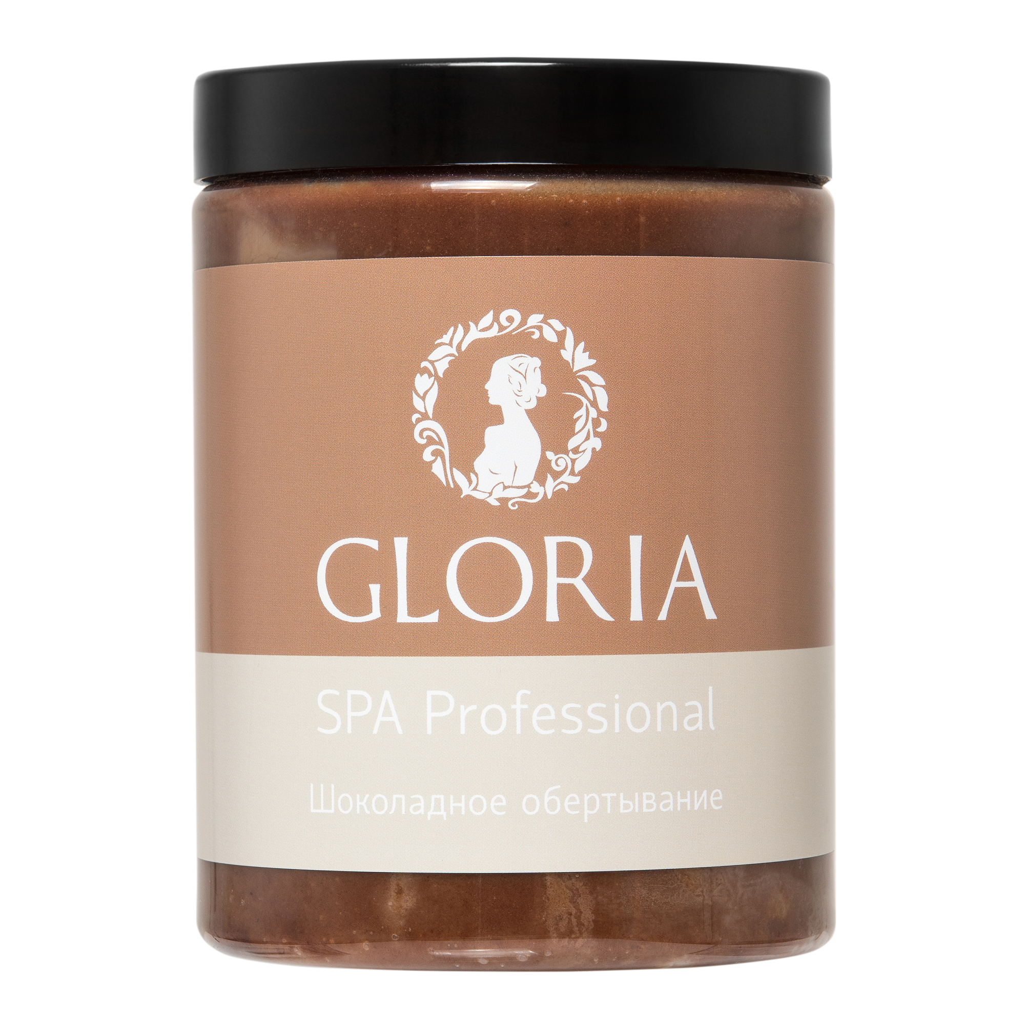 GLORIA Обертывание шоколадное / GLORIA SPA, 1000 мл от Галерея Косметики