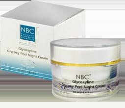 NBC Haviva Rivkin Крем-пилинг АХА с гликолевой кислотой / Glycoxy Peel Cream, 50 мл
