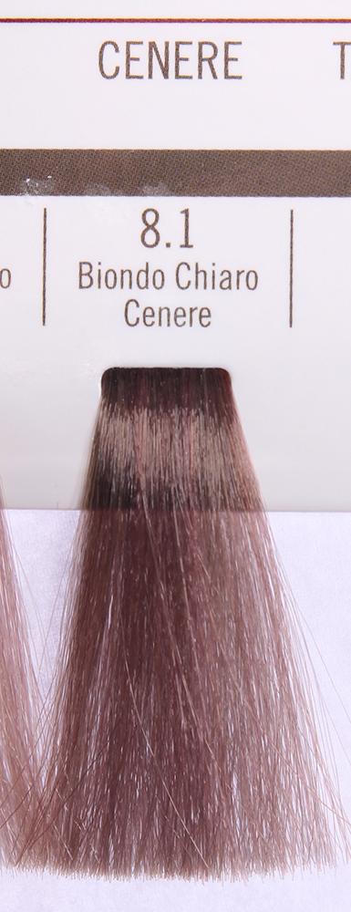 BAREX 8.1 краска для волос / PERMESSE 100млКраски<br>Оттенок: Светлый блондин пепельный. Профессиональная крем-краска Permesse отличается низким содержанием аммиака - от 1 до 1,5%. Обеспечивает блестящий и натуральный косметический цвет, 100% покрытие седых волос, идеальное осветление, стойкость и насыщенность цвета до следующего окрашивания. Комплекс сертифицированных органических пептидов M4, входящих в состав, действует с момента нанесения, увлажняя волосы, придавая им прочность и защиту. Пептиды избирательно оседают в самых поврежденных участках волоса, восстанавливая и защищая их. Масло карите оказывает смягчающее и успокаивающее действие. Комплекс пептидов и масло карите стимулируют проникновение пигментов вглубь структуры волоса, придавая им здоровый вид, блеск и долговечность косметическому цвету. Активные ингредиенты:&amp;nbsp;Сертифицированные органические пептиды М4 - пептиды овса, бразильского ореха, сои и пшеницы, объединенные в полифункциональный комплекс, придающий прочность окрашенным волосам, увлажняющий и защищающий их. Сертифицированное органическое масло карите (масло ши) - богато жирными кислотами, экстрагируется из ореха африканского дерева карите. Оказывает смягчающий и целебный эффект на кожу и волосы, широко применяется в косметической индустрии. Масло карите защищает волосы от неблагоприятного воздействия внешней среды, интенсивно увлажняет кожу и волосы, т.к. обладает высокой степенью абсорбции, не забивает поры. Способ применения:&amp;nbsp;Крем-краска готовится в смеси с Молочком-оксигентом Permesse 10/20/30/40 объемов в соотношении 1:1 (например, 50 мл крем-краски + 50 мл молочка-оксигента). Молочко-оксигент работает в сочетании с крем-краской и гарантирует идеальное проявление краски. Тюбик крем-краски Permesse содержит 100 мл продукта, количество, достаточное для 2 полных нанесений. Всегда надевайте подходящие специальные перчатки перед подготовкой и нанесением краски. Подготавливайте смесь крем-краски и молочка-оксигента Permesse в не