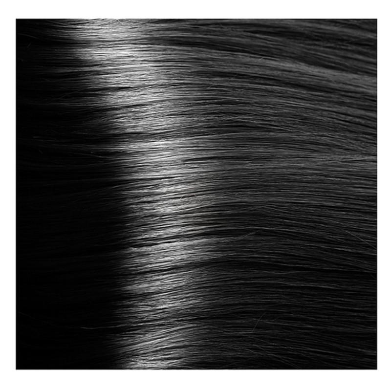 KAPOUS 1.0 крем-краска для волос / Hyaluronic acid 100 мл