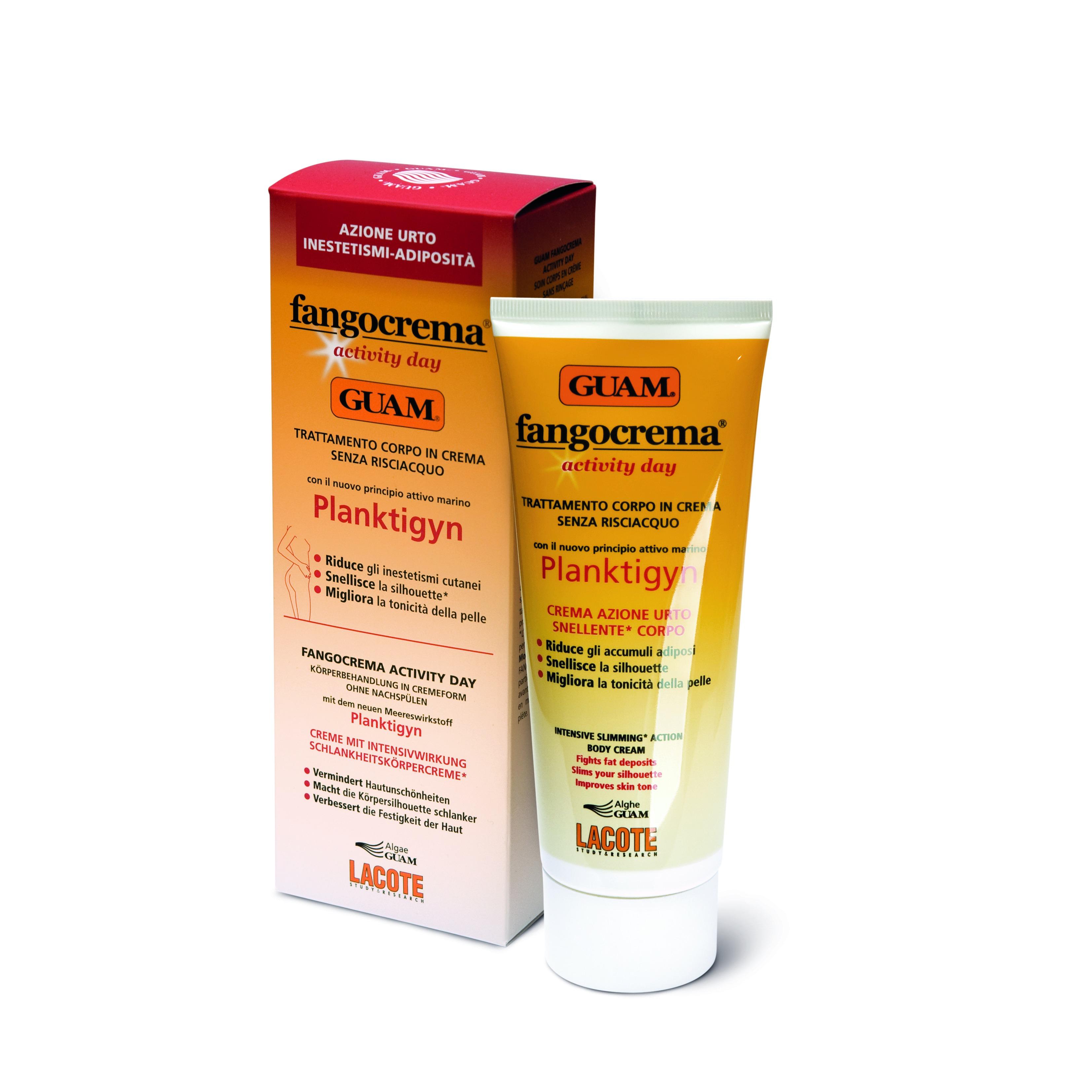 Купить GUAM Крем активный дневной на основе грязи / FANGOCREMA 200 мл