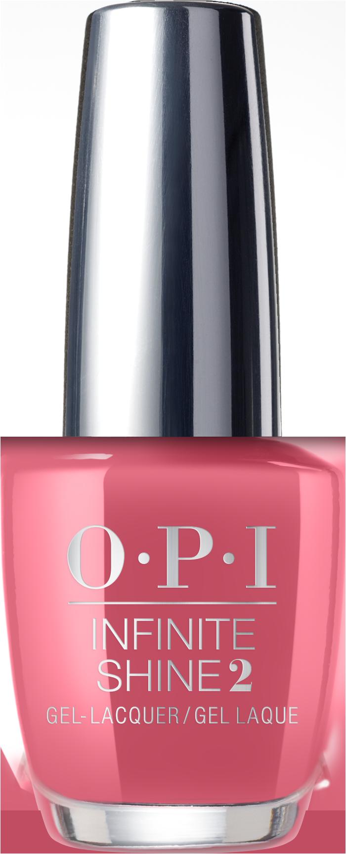 Купить OPI Лак для ногтей / My Address is Hollywood Infinite Shine 15 мл, Розовые