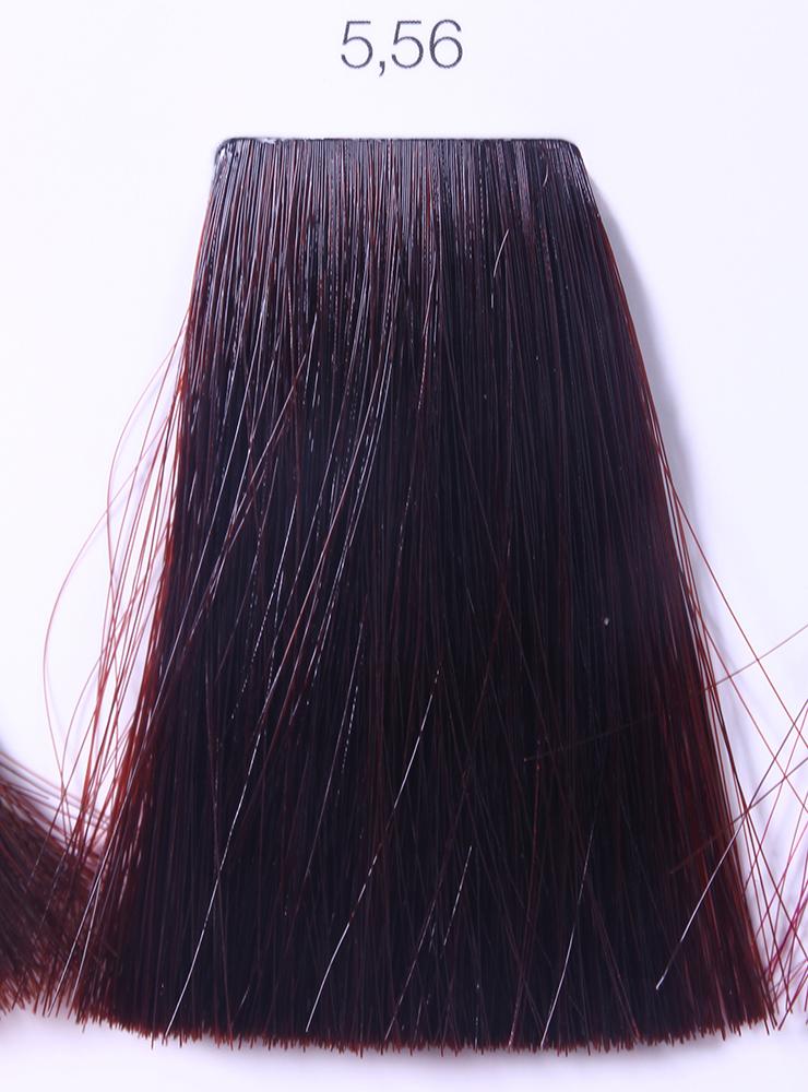 LOREAL PROFESSIONNEL 5.56 краска для волос / ИНОА ODS2 60грКраски<br>INOA - первый краситель, позволяющий достичь желаемых результатов окрашивания, окрашивать тон в тон, осветлять волосы на 3 тона, идеально закрашивает седину и при этом не повреждает структуру волос, поскольку не содержит аммиака. Получить стойкие, насыщенные цвета позволяет инновационная технология Oil Delivery System (ODS) система доставки красителя при помощи масла. Благодаря удивительному действию системы ODS при нанесении, смесь, обволакивая волос, как льющееся масло, проникает внутрь ткани волос, чтобы создать безупречный цвет. Уникальность системы ODS состоит также в ее умении обогащать структуру волоса активными защитными элементами, который предотвращает повреждения и потерю цвета.  После использования красителя окислением без аммиака Inoa 4.20 от LOreal Professionnel волосы приобретают однородный насыщенный цвет, выглядят идеально гладкими, блестящими и шелковистыми, как будто Вы сделали окрашивание и ламинирование за одну процедуру.  Способ применения: Приготовьте смесь из красителя Inoa ODS 2 и Оксидента Inoa ODS 2 в пропорции 1:1. Нанесите смесь на сухие или влажные волосы от корней к кончикам. Не добавляйте воду в смесь! Подержите краску на волосах 30 минут. Затем тщательно промойте волосы до получения чистой, неокрашенной воды.<br><br>Цвет: Корректоры и другие<br>Типы волос: Для всех типов