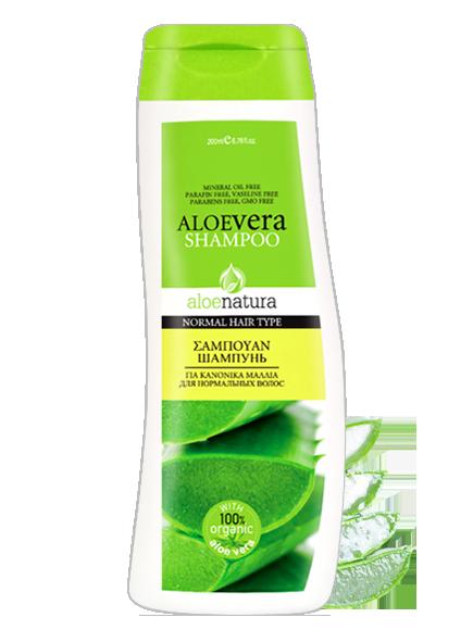 MADIS Шампунь для нормальных волос / AloeNatura 200 мл