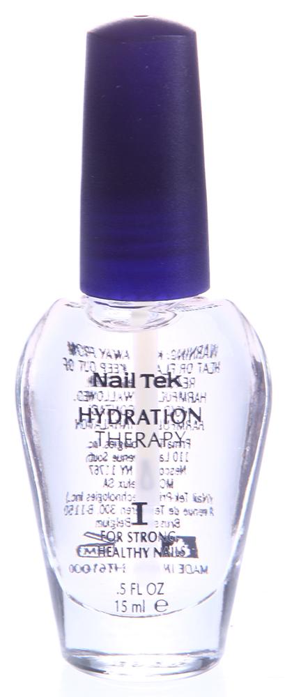 NAIL TEK Средство для ухода за здоровыми ногтями / Hydration Terapy I15мл ~
