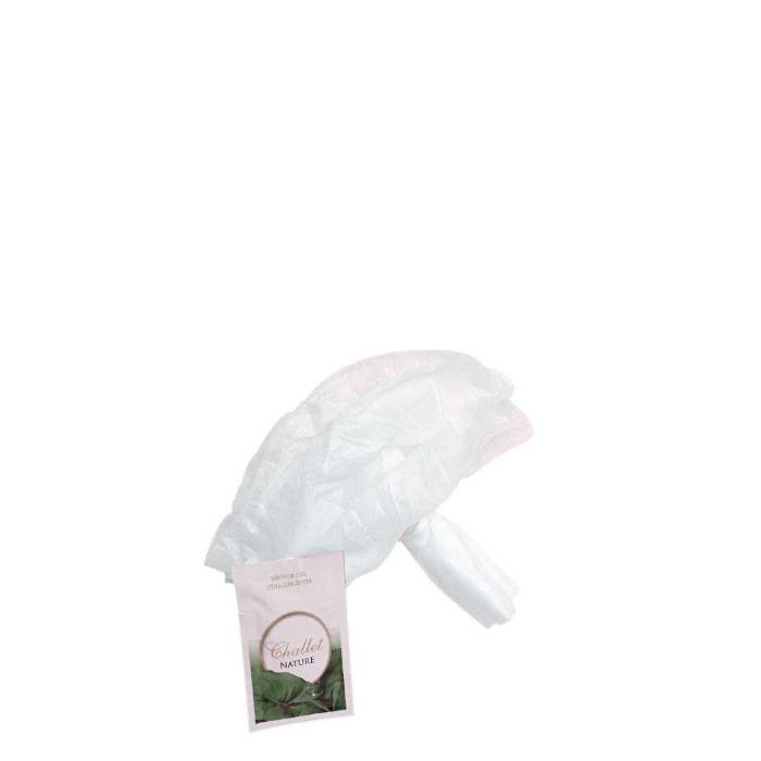 ЧИСТОВЬЕ Мочалка + гель для душа одноразовая в индивидуальной упаковке 1 шт