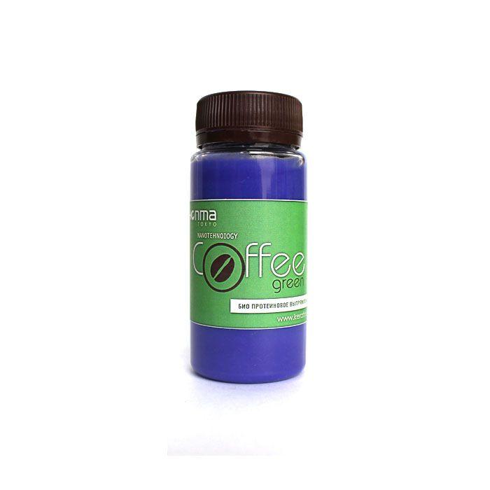 HONMA TOKYO Система био-протеиновая для выпрямления волос всех типов, одношаговое аминокислотное / Coffee Green 100 мл