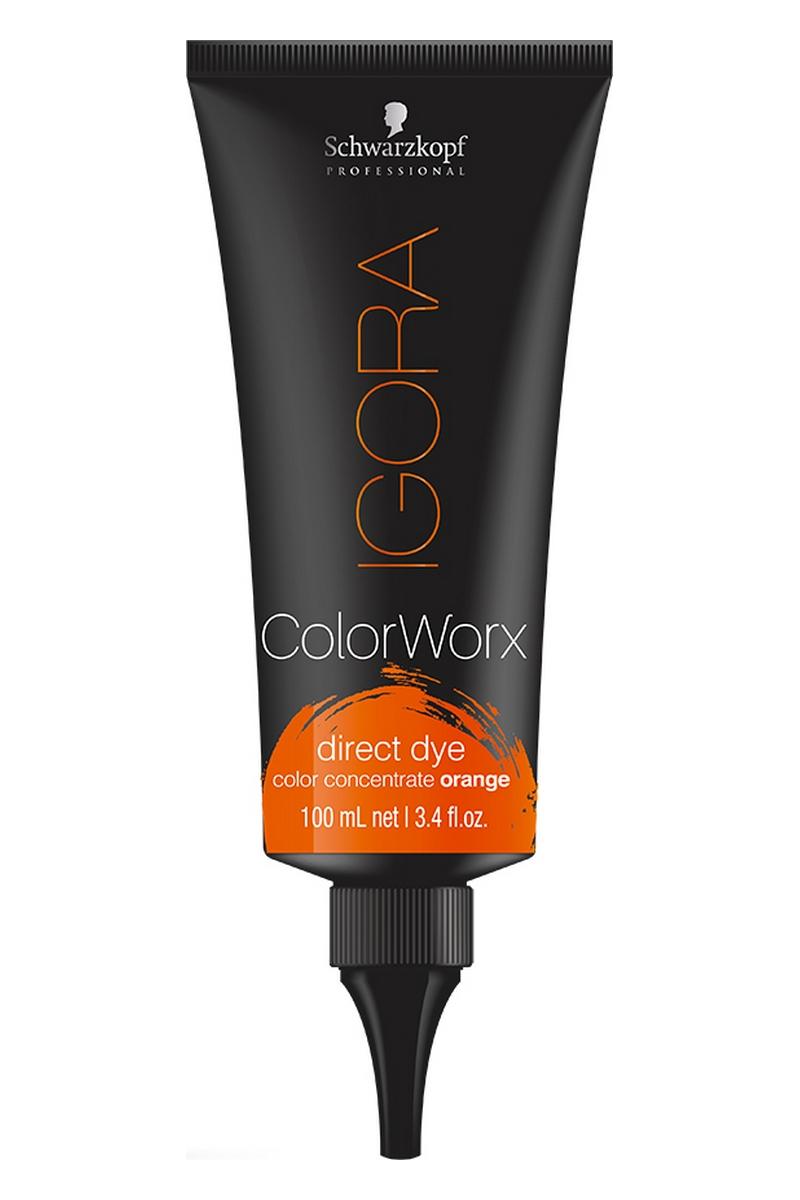 SCHWARZKOPF PROFESSIONAL Краска для волос, оранжевый / Игора Колор Воркс 100 мл