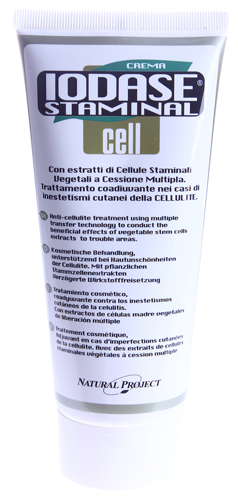 IODASE Крем для тела / Staminal cell 200 мл~
