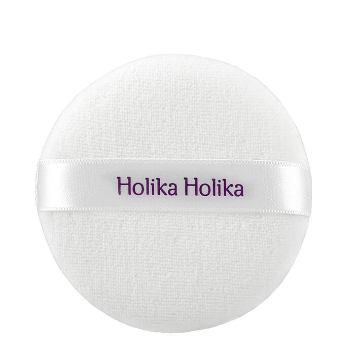 HOLIKA HOLIKA Пуф для нанесения пудры (AD) / Powder Cotton Puff (AD_1406) от Галерея Косметики