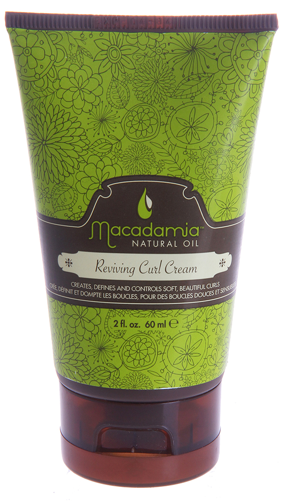 MACADAMIA Крем оздоравливающий для кудрей / Reviving Curl Cream 60мл~