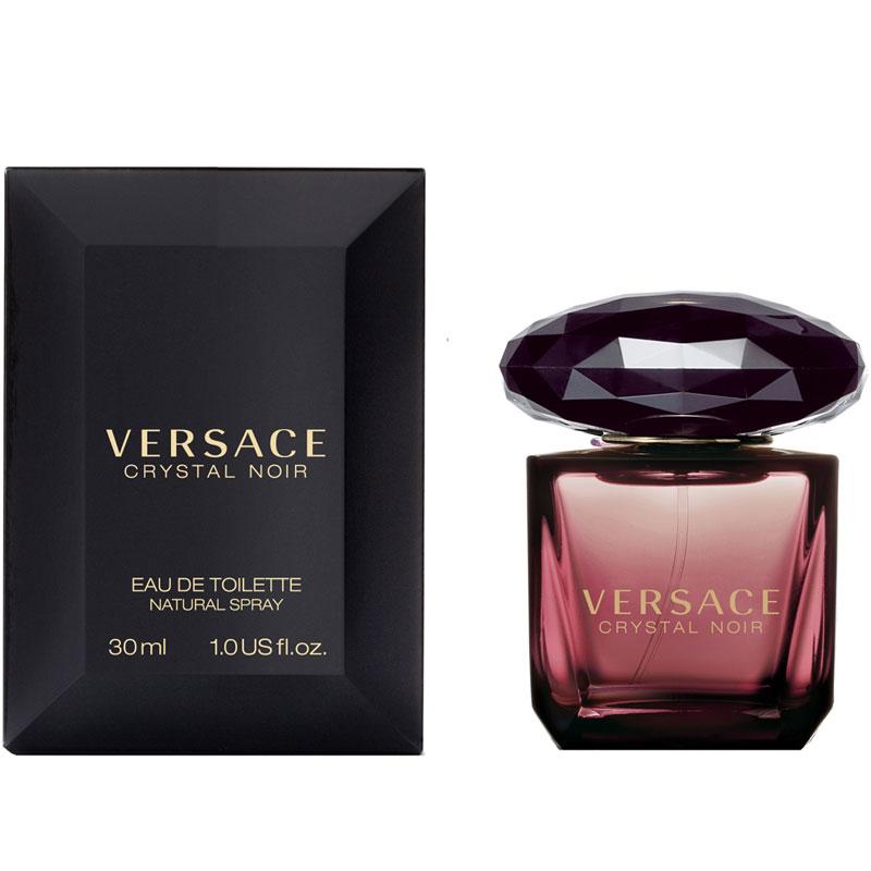VERSACE Вода туалетная женская Versace Crystal Noir 30 мл  - Купить