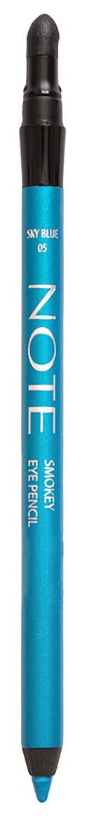 Купить NOTE Cosmetics Карандаш для глаз, для создания эффекта смоуки 05 / SMOKEY EYE PENCIL 1, 2 г