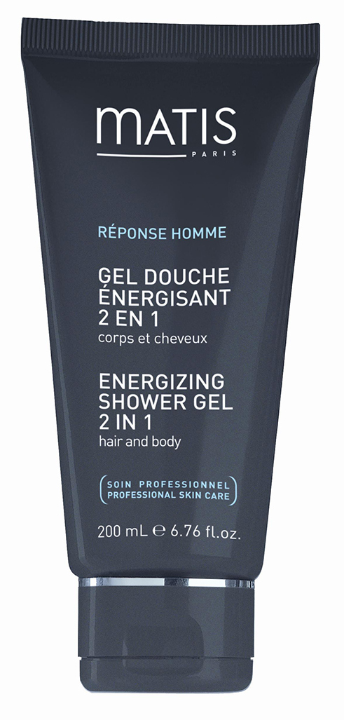 Купить MATIS Гель энергетический для тела и волос 200 мл