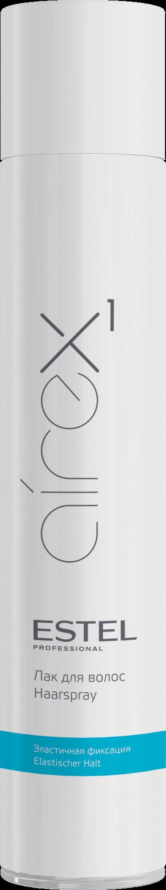 ESTEL PROFESSIONAL Лак эластичной фиксации для волос / AIREX 400 мл