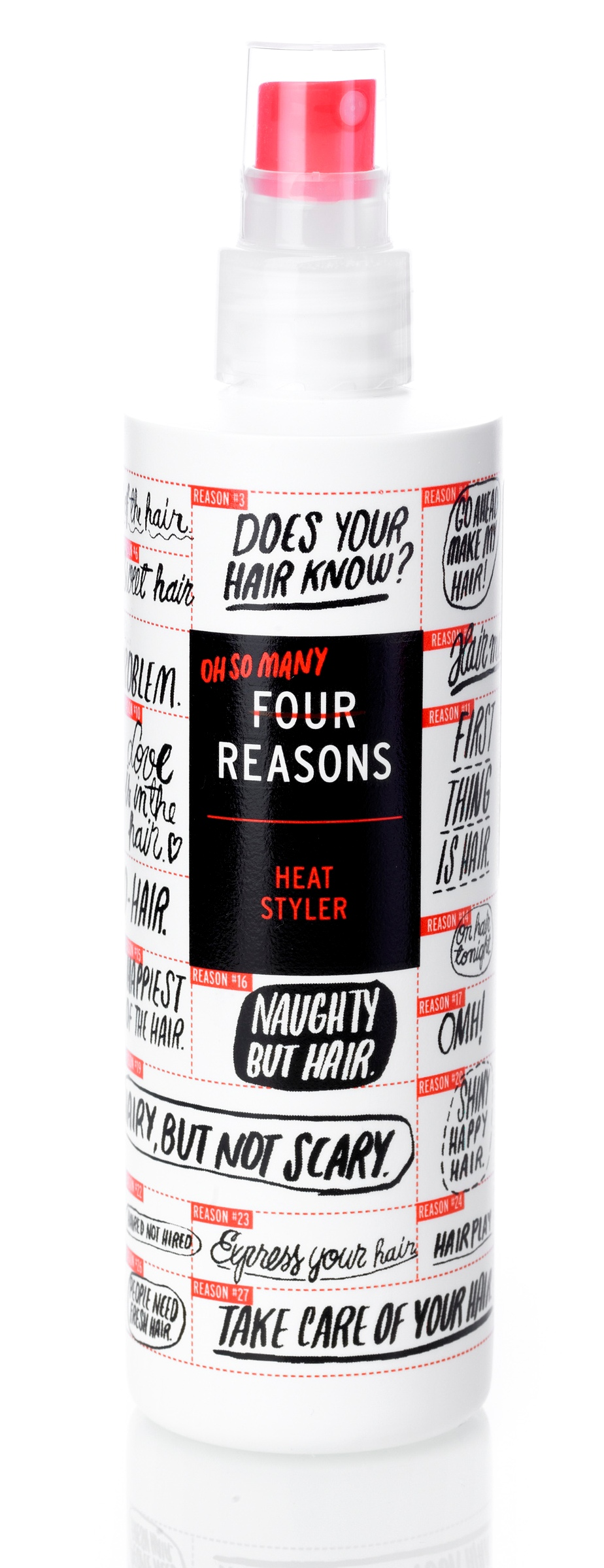 KC PROFESSIONAL �������� ������������� ��� ������� ����� / Heat Styler FOUR REASONS 250��