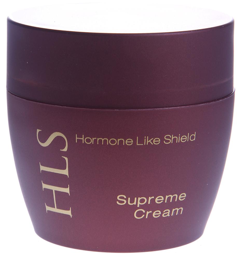 HISTOMER Крем регенрирующий ночной / Supreme Cream HLS FORMULA 50млКремы<br>Крем с высокой концентрацией HLS Био комплекса для зрелой кожи после 40 лет. Эффективно укрепляет ткани во время ночного отдыха. Разглаживает мимические морщины. Значительно улучшает внешний вид кожи.  Активные ингредиенты: HLS Био комплекс (эктоин, экстракт кукурузы, планктон, бурые водоросли), хистомерные клетки дуба и бука, виноградные процианидины, экстракты шлемника, камнеломки, шелковицы, троксерутин, масло Ши, сквалан.  Способ применения: Наносить вечером на очищенную кожу лица, шеи и декольте, втирать легкими массирующими движениями до полного впитывания.<br><br>Назначение: Морщины<br>Время применения: Ночной