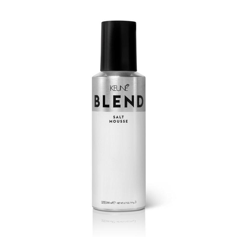 KEUNE Мусс Морская соль для волос / BLEND SALT MOUSSE MOUSSE SALINE, 200 мл keune цветной укладочный мусс серебро keune color styling mousse silver 16508 125 мл