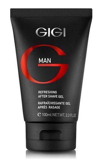 GIGI Гель после бритья / Refreshing After Shave Gel MAN 100мл -  Гели