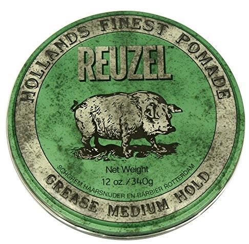 REUZEL Помада зеленая на петролатумной основе / Hog 340 г