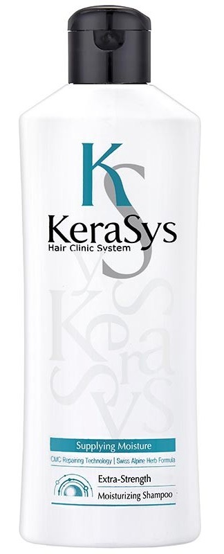 KERASYS Шампунь увлажняющий для волос / HAIR CLINIC 180 г