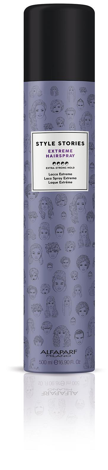 Купить ALFAPARF MILANO Лак для волос экстра сильной фиксации / Extreme Hairspray 500 мл