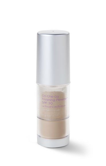 DERMAQUEST ����� ����������� ����������� SPF 30 / On-the-Go Finishing Powder 6,7��