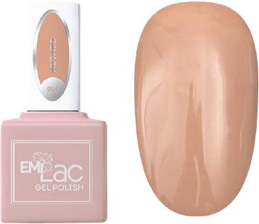 E.MI 014 гель-лак для ногтей, Мускатный орех / E.MiLac 6 мл