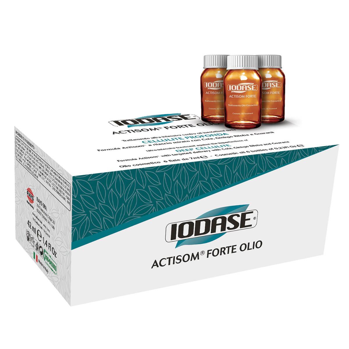 """IODASE Сыворотка для тела """"Iodase Actisom Forte"""" 6*7мл от Галерея Косметики"""