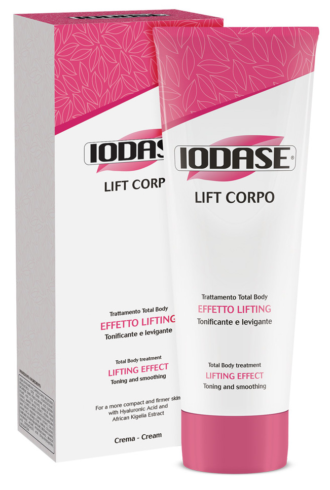 IODASE Крем для тела / Lift Corpo 220 мл - Кремы