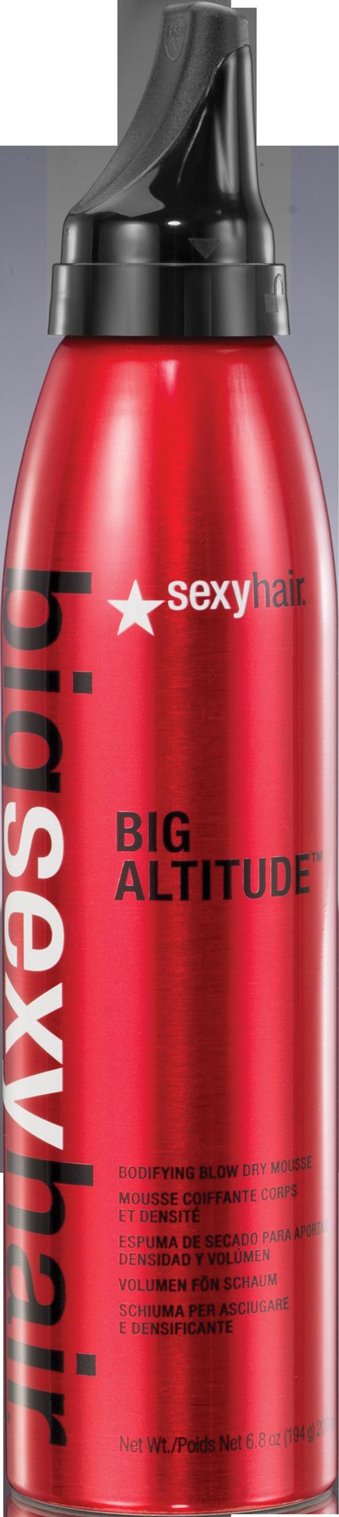 SEXY HAIR Мусс для подвижного объема / BIG 200мл -  Муссы