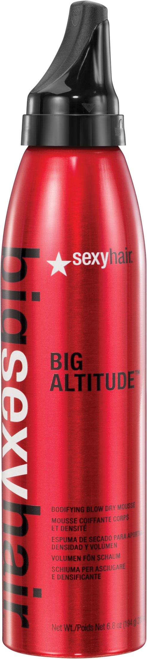 SEXY HAIR Мусс для подвижного объема / BIG 200 мл