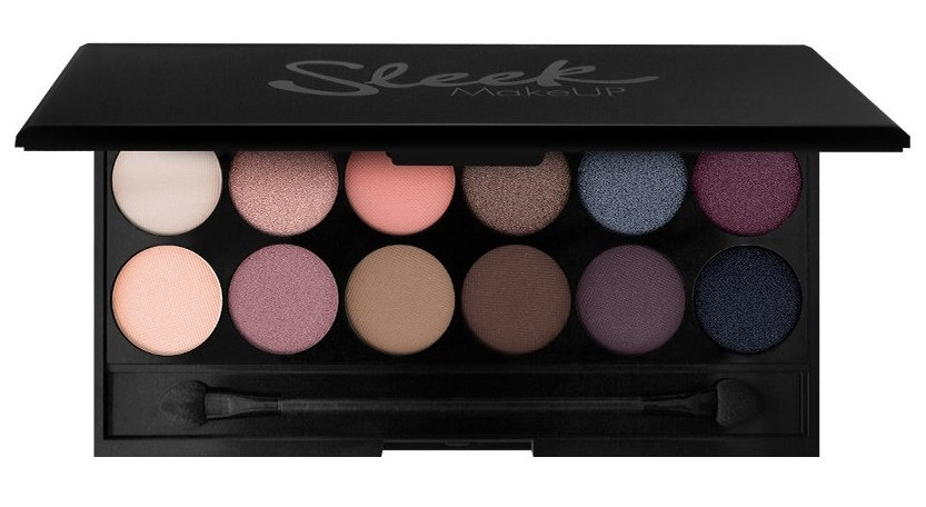 SLEEK MakeUP Палетка теней для век, 12 тонов / Oh So Special Eyeshadow Palette I-Divine 119 г