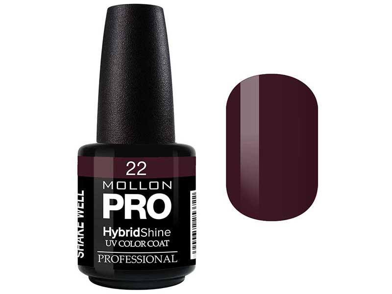 MOLLON PRO ����-��� ��� ������ �� / HybridShine UV Color Coat 22 15��