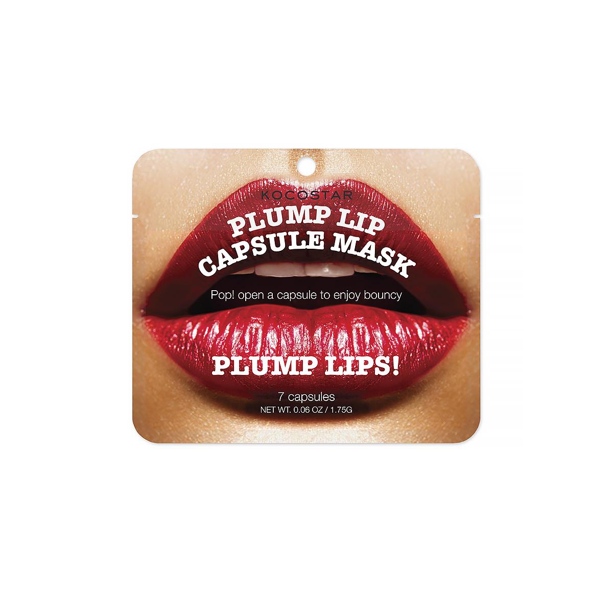 Купить KOCOSTAR Сыворотка капсульная для увеличения объема губ, 7 капсул