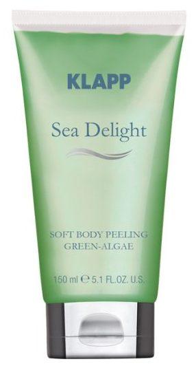 Купить KLAPP Пилинг для тела Зеленая водоросль / SEA DELIGHT 150 мл